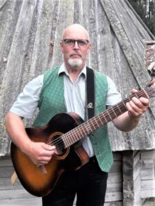 Voitto Lepinoja, kitara
